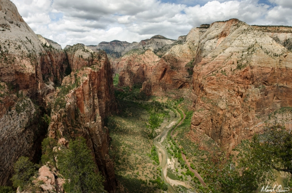 Angels Landing Ridge