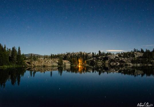 Backcountry Campfire