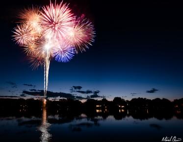 City Park Fireworks