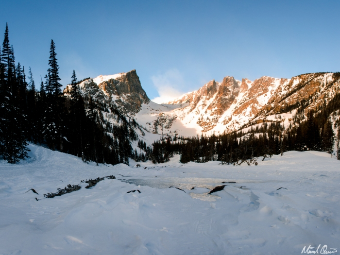 Emerald Lake Sunrise