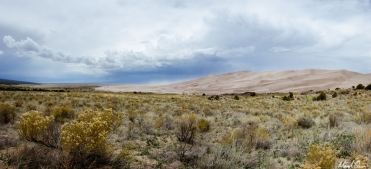 Great Sand Dune Storm