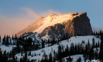 Hallet Peak Sunrise