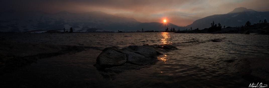 Lake Aloha Smoke