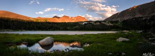 Lost Lake Sunrise