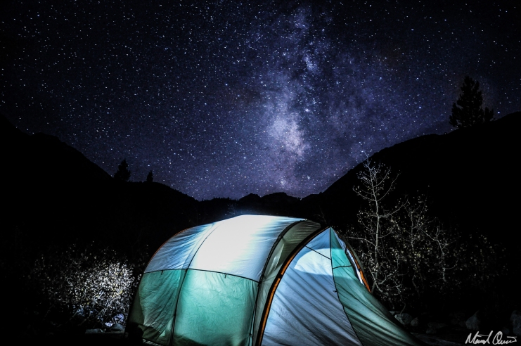 Milky Way Tent