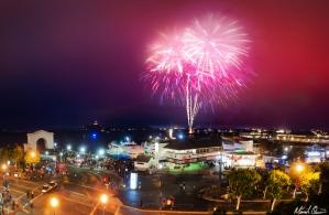 Pier 39 Fireworks