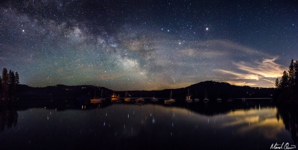 Scotts Flat Milky Way