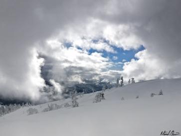 Snowscape Clouds