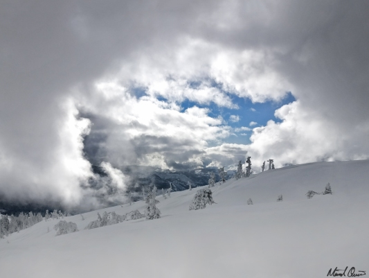 Snowscape Clouds