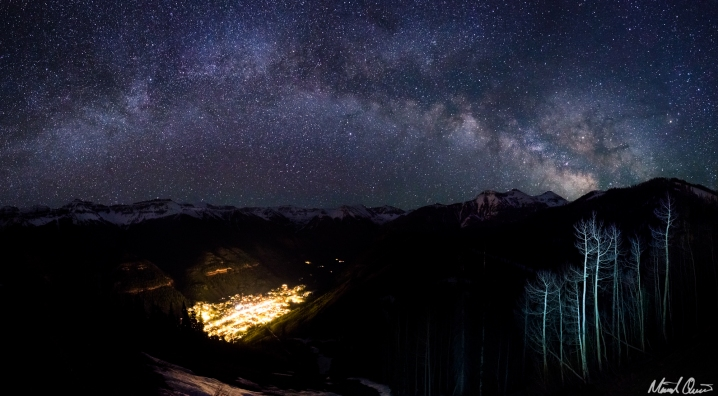 Telluride Milky Way