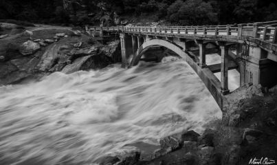 Yuba River Flood Bridge