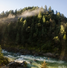 Yuba River Sunrise