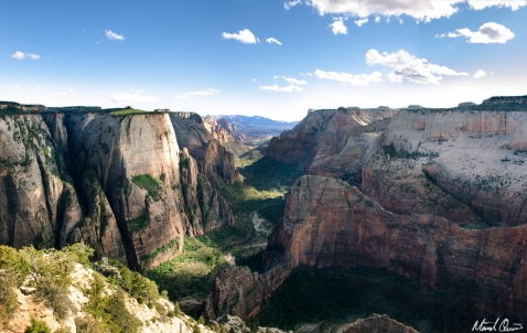 Zion Observation Point