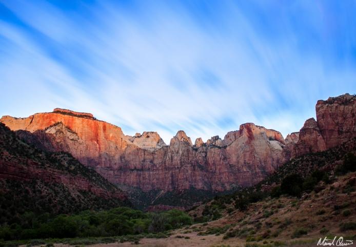 Zion Sunrise