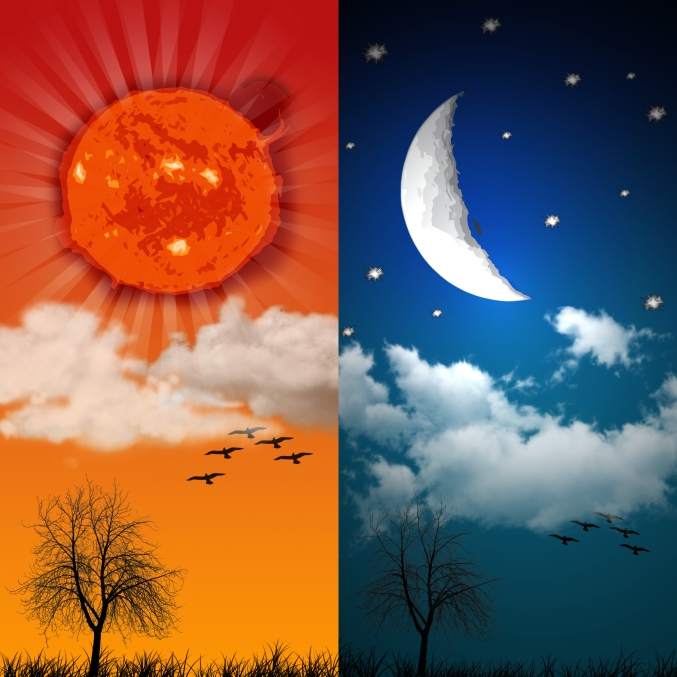 sun and moon michael quinn