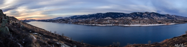 Horsetooth Sunrise