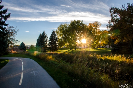 Sunset Bikeway
