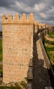 Ávila Spain Walls