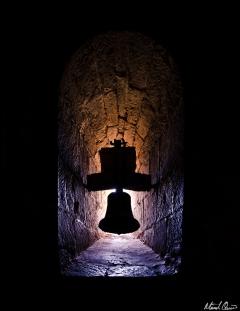 Castillo de Loarre Spain Bell