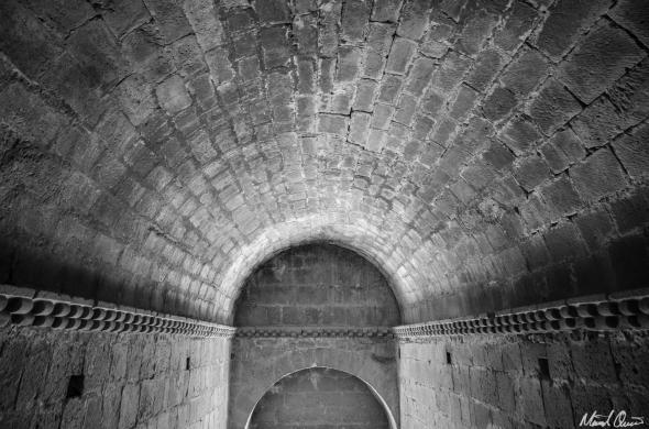 Castillo de Loarre Spain Entrance