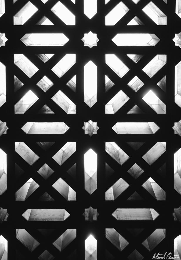 Córdoba Spain Mosque Cathedral Windows