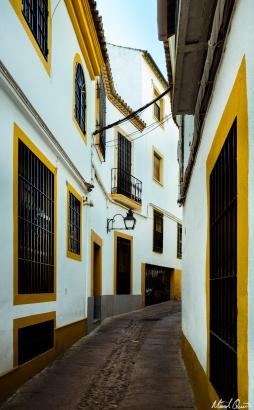 Córdoba Spain Yellow Streets