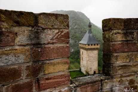 Château de Foix France View