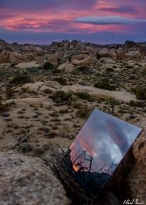 Cliff Mirror