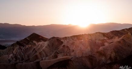 Death Valley Golden Canyon