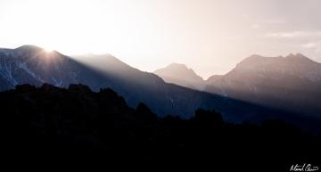 Jumbo Rocks Sunset