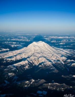 Mount Rainier Shadow