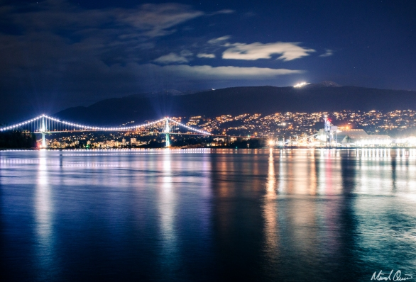 North Vancouver Lights