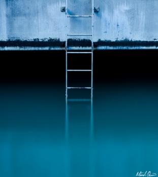 San Francisco Pier Ladder
