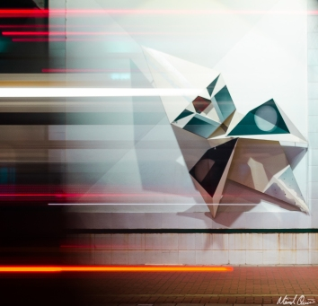 Seattle Sculpture Bus Stop