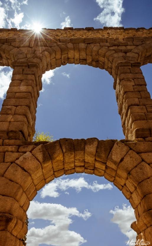 Segovia Spain Aquaduct