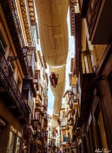 Toledo Spain Street