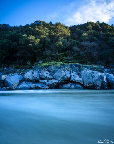 Yuba River Last Light