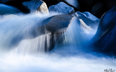 Yuba River Water Flow