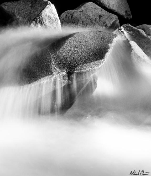Yuba River Water