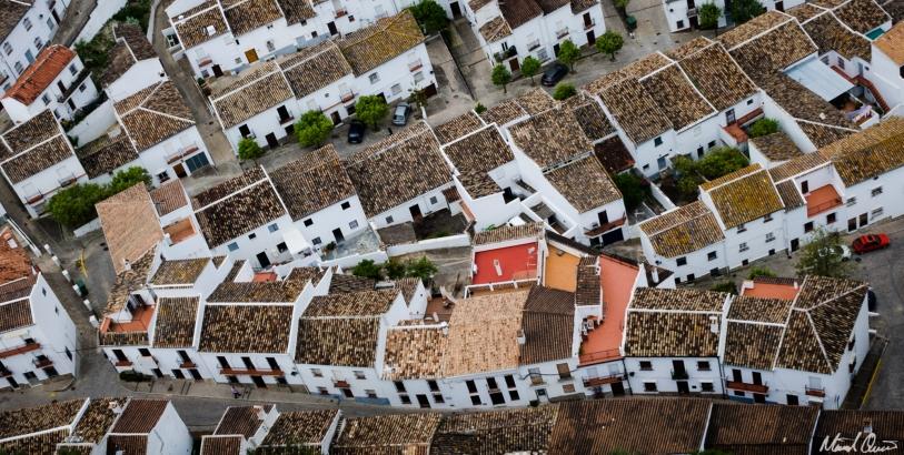 Zahara de la Sierra Spain White Village