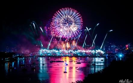 Boston Fourth of July Fireworks 2