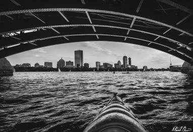 Boston Kayak Bridge