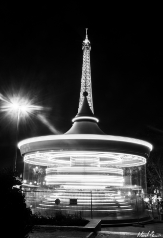 Eiffel Carousel Tower
