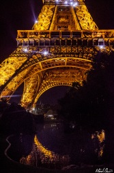 Eiffel Tower Sparkle