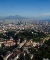 Flight to Naples