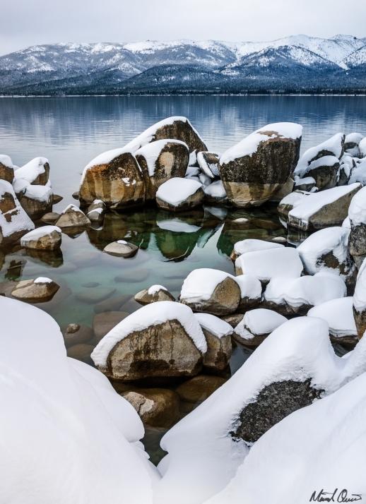 Lake Tahoe Sand Harbor Rocks