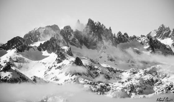 Mammoth Mountain Sierra Views