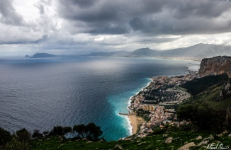 Palermo From Mount Pellegrino