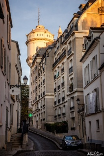 Paris Evening Streets