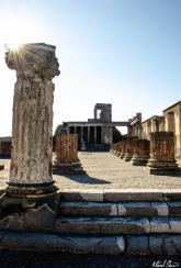 Pompeii Column Flare